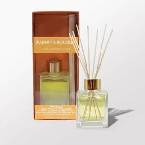 Fragrance Reed Diffuser-Blushing Bouquet 2.7 fl oz